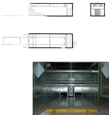 Holztrocknungsanlage Futura