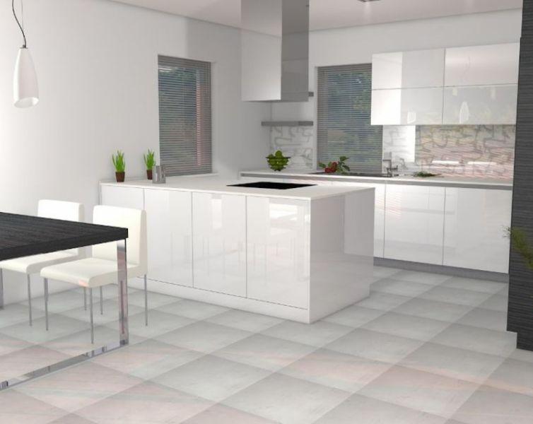 3D Küchenentwurf