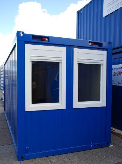 Baucontainer gebraucht kaufen