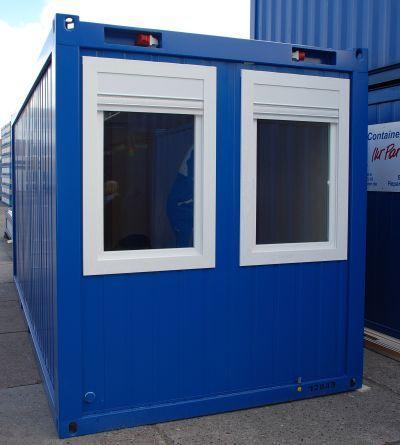 Baucontainer mieten