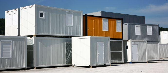 Gebrauchte Lagercontainer