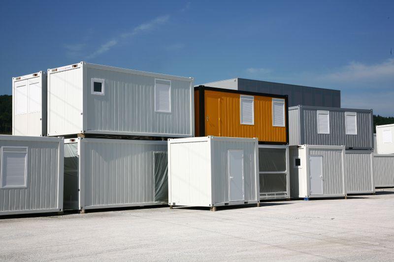 Bauen mit Containern