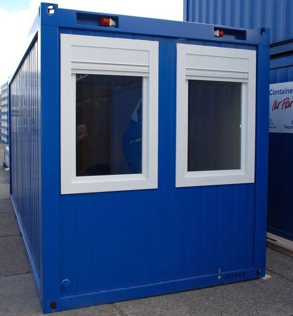 Baustellencontainer kaufen