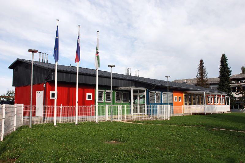 Kindergarten Container