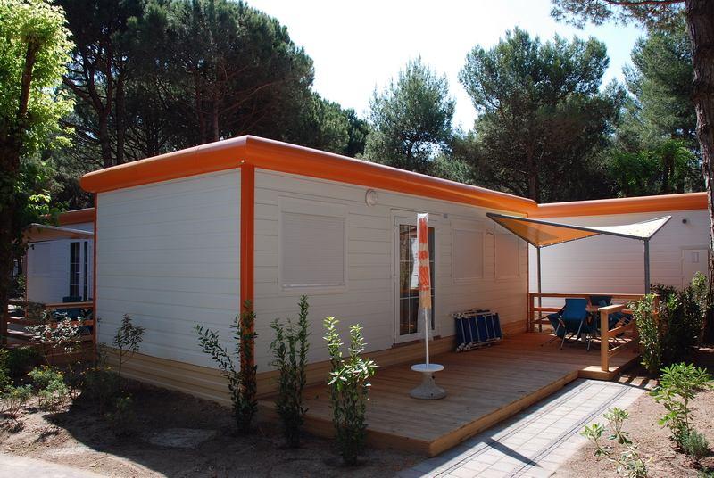 Mobiles Ferienhaus