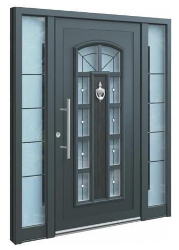 Haustüren aus Aluminium Preis