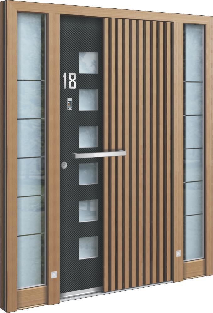 Holz Alu Haustüren Preise Inotherm