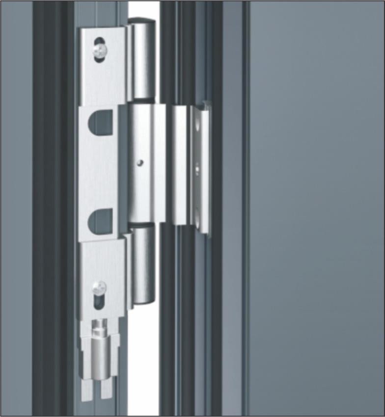 Sicherheit RC2N Türen