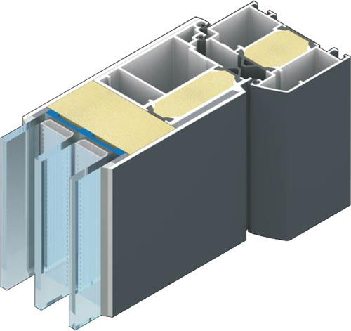 Tür Widerstandsklasse RC2 Inotherm