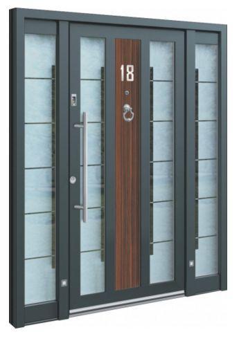 Türen online  Konfigurieren Sie eigene Aluminium-Haustüren mit online Konfigurator