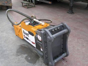 Abbruchhammer für Minibagger