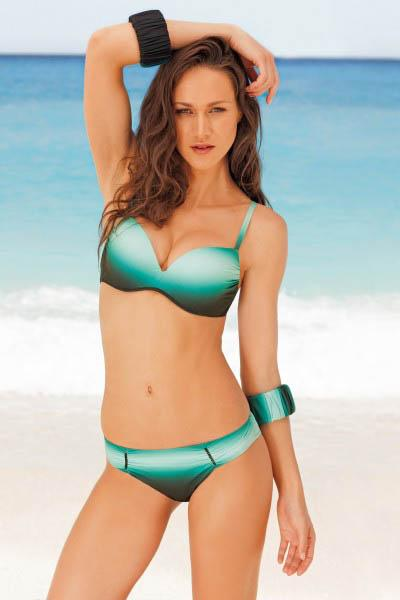 String Bikini Bunt Damen Lisca
