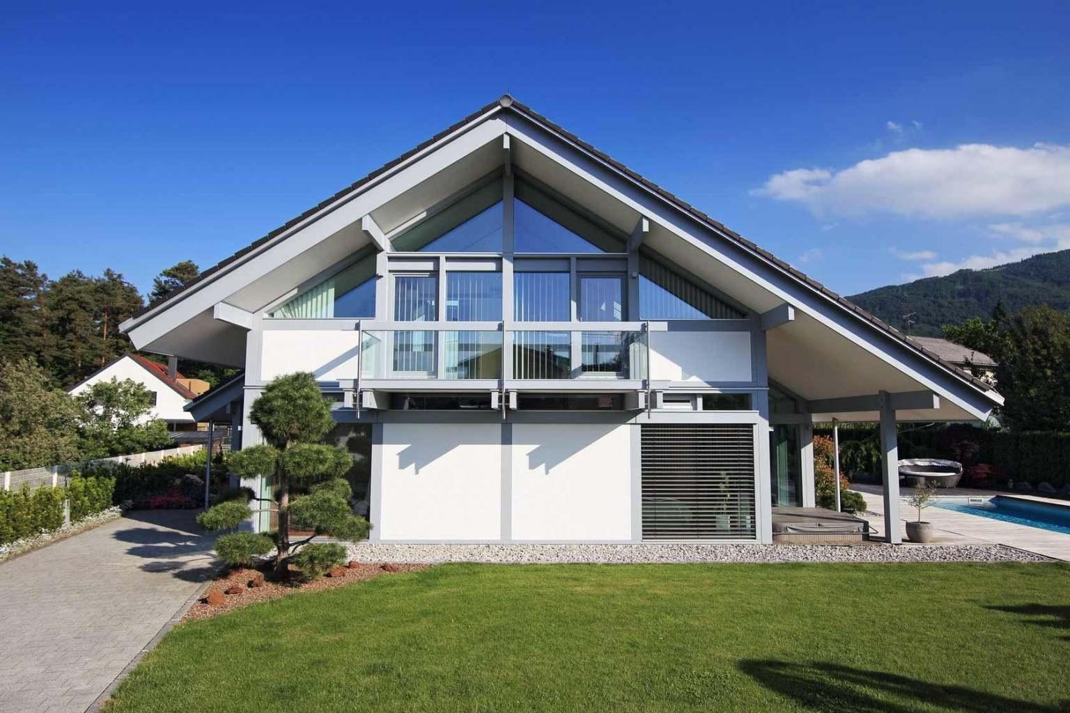 Modernes Fachwerkhaus bauen Kosten