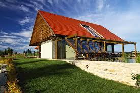 Holzhaus modern bauen
