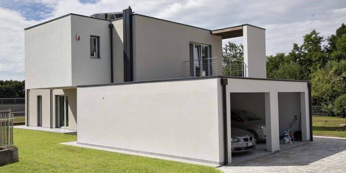 modernes Haus Grundriss - Kager Haus