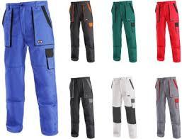 Bundhose Arbeitskleidung Größe