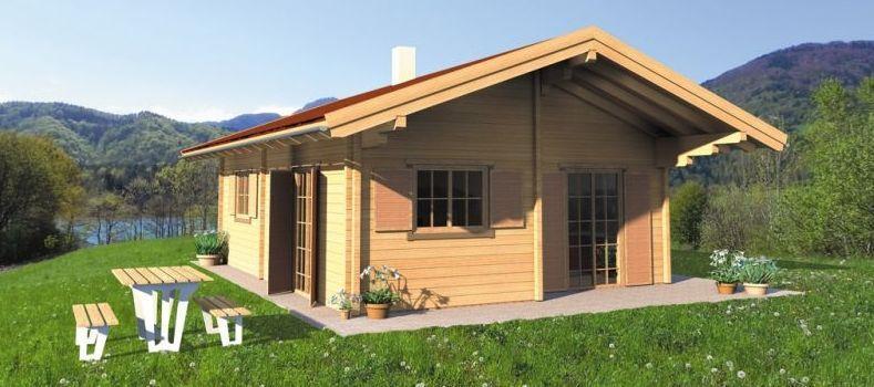 Moderne Holzhauser Billige Massive Holzhauser Und Fertighauser