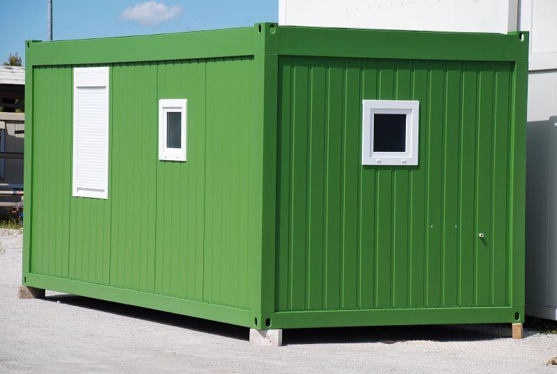 Gebrauchte Baucontainer Mieten Rem Baustellencontainer