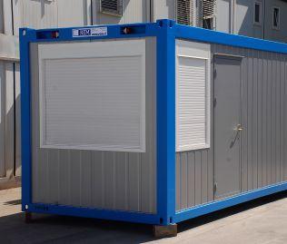 mobiles wohnen container neu und gebraucht wohncontainer g nstig kaufen. Black Bedroom Furniture Sets. Home Design Ideas