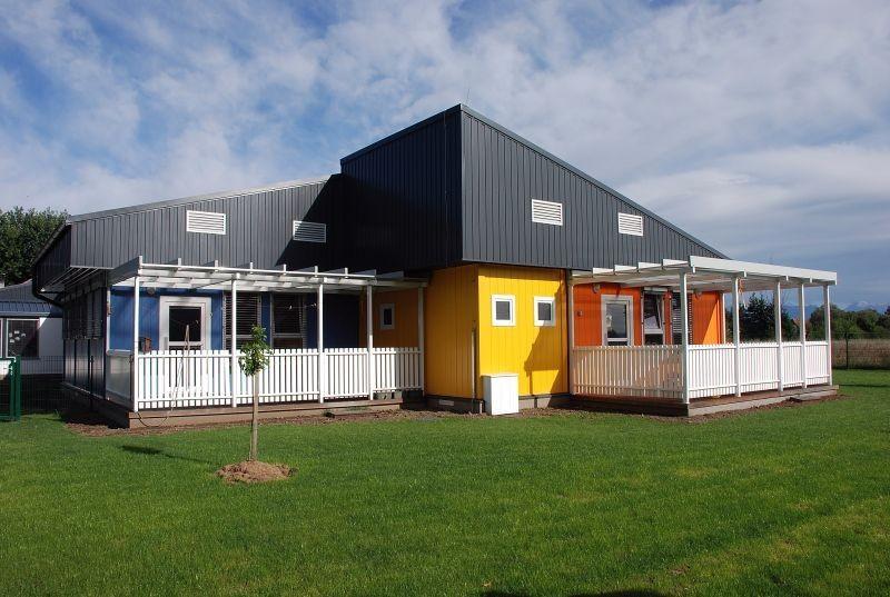 Kindergarten modular Architecture