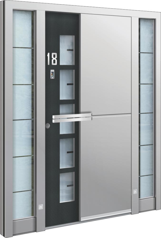 Berühmt Haustüren Alu weiß günstig kaufen - attraktive Haustüren Preise AM13