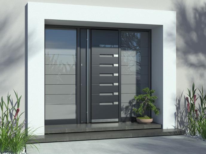 Haustüren Aluminium - Preis