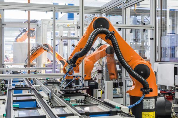 Förderbänder Rollen Maschinenbau