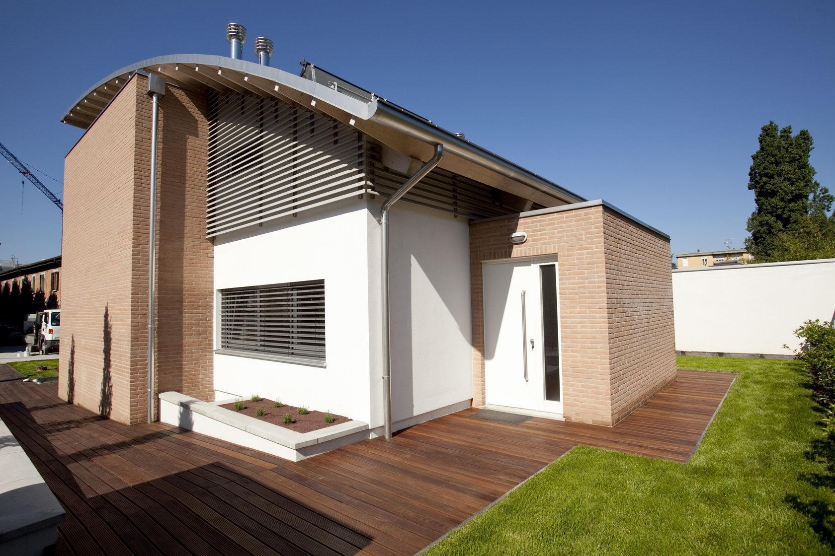 Modernes haus bauen modernes architektenhaus zu for Architektenhaus modern