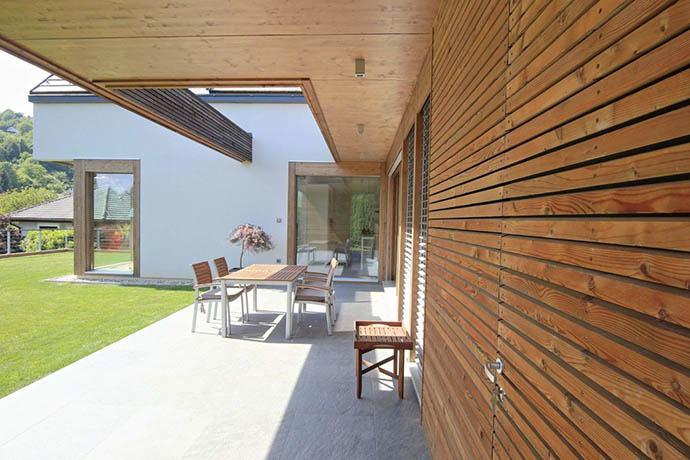modernes Holzhaus Preise bauen
