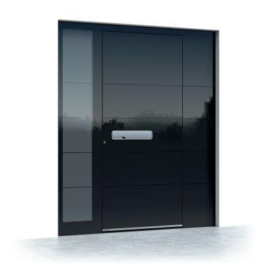 haust r mit glas r ein bezauberndes und helles zuhause. Black Bedroom Furniture Sets. Home Design Ideas