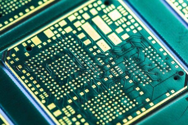 12 lagen multilayer PCB