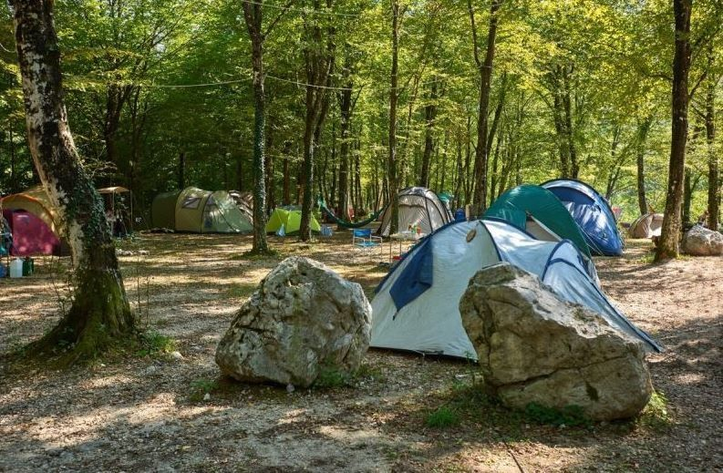 Naturcampingplatz