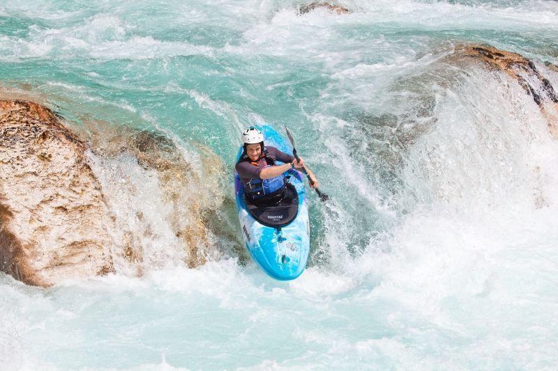 Adrenalinsportarten nach Soča Tal