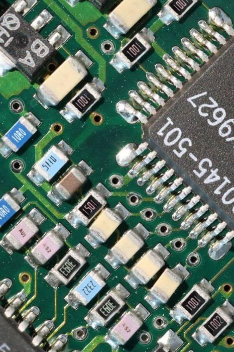 PCB leiterplatten säuberung