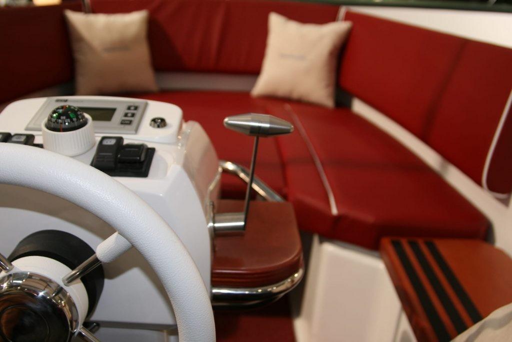 Elektroboot verkauf AlfaStreet Marine