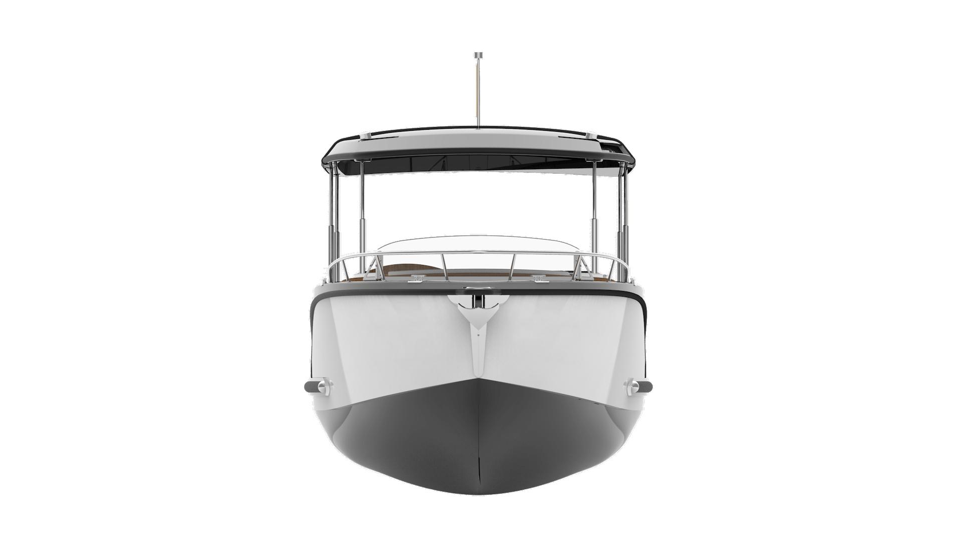 Elektroboote mit kajüte