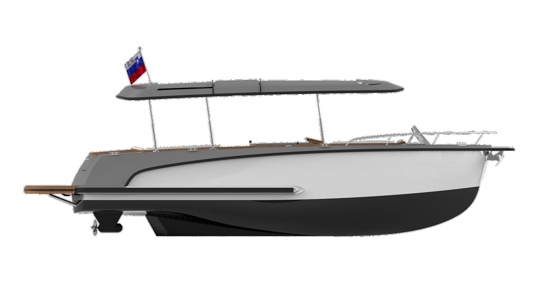Elektrobootsmotoren
