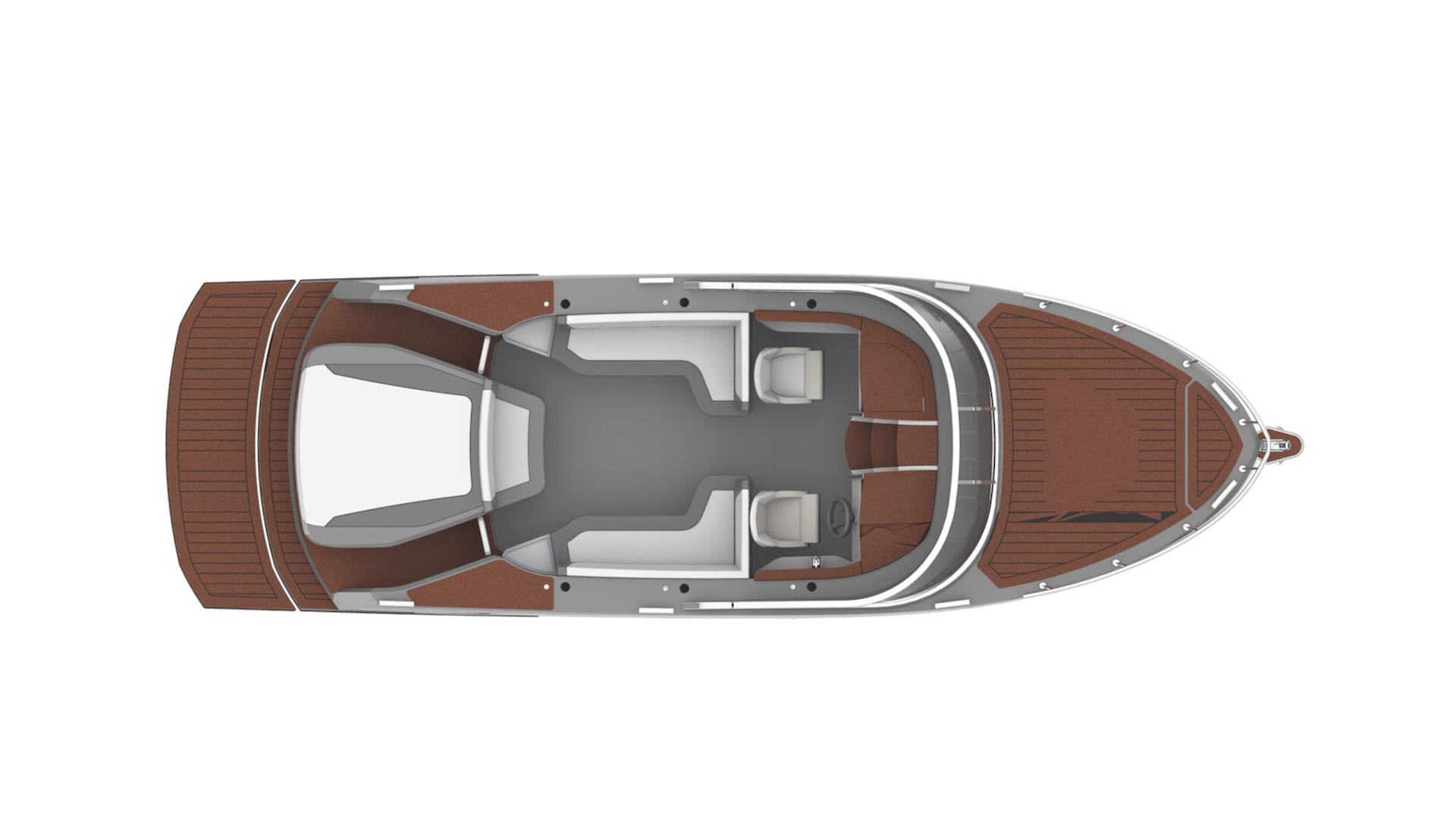 Motorboot yacht typen