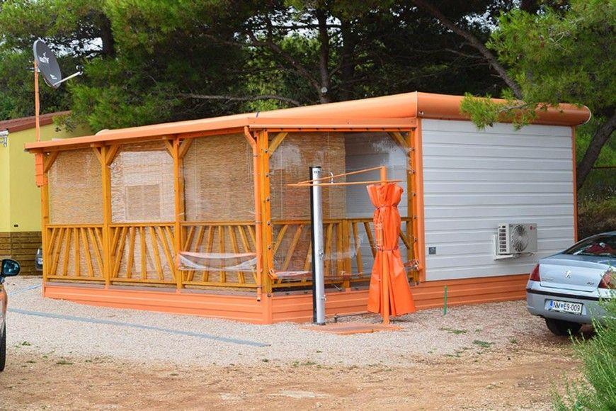 Modulare Ferienhäuser