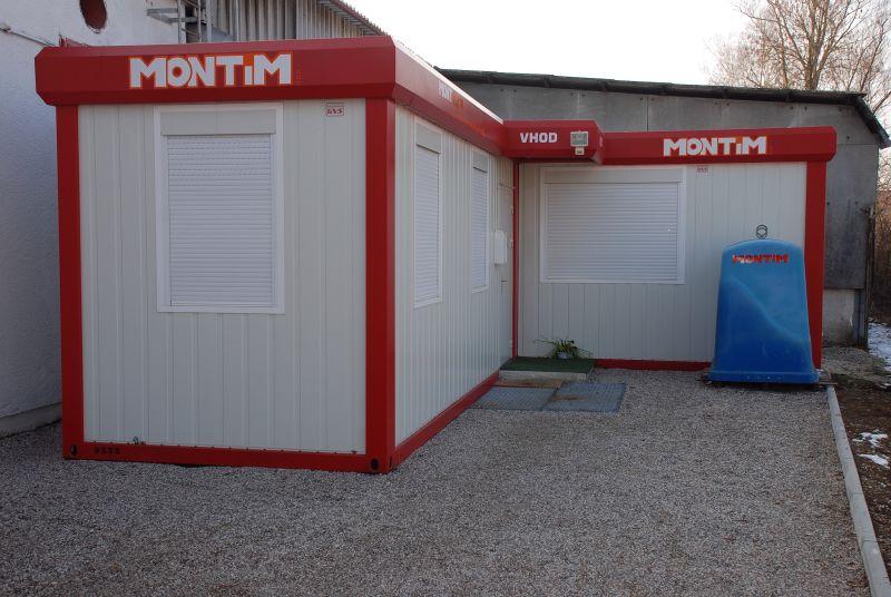 Baucontainer und gebrauchte Bürocontainer zu verkaufen