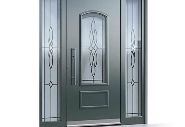 Aluminium-Haustüren nach Maß