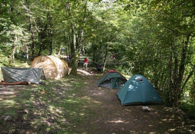 Naturcamping